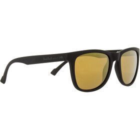Red Bull SPECT Lake Lunettes de soleil, black/brown-gold